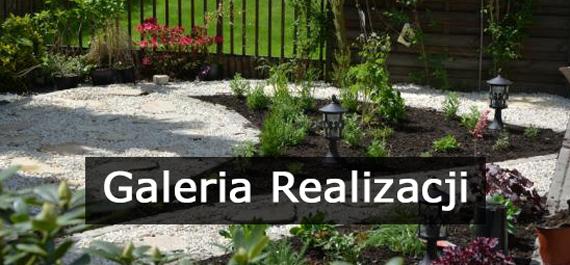 Obrazek założonego ogrodu przez firmę ogrodniczą