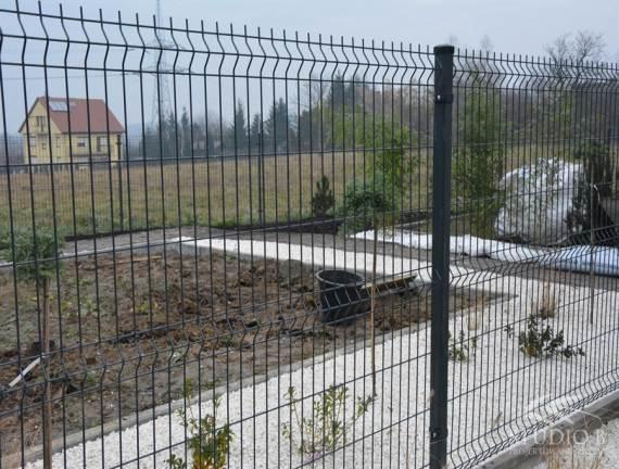 Zakładanie ogrodu - mały ogródek w Wieliczce, Kraków