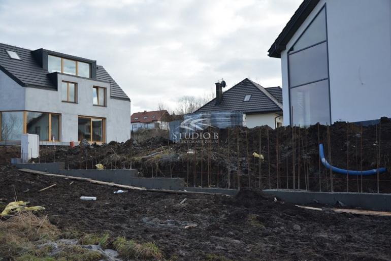 Zakładanie nowoczesnego ogrodu w Krakowie w Skotnikach