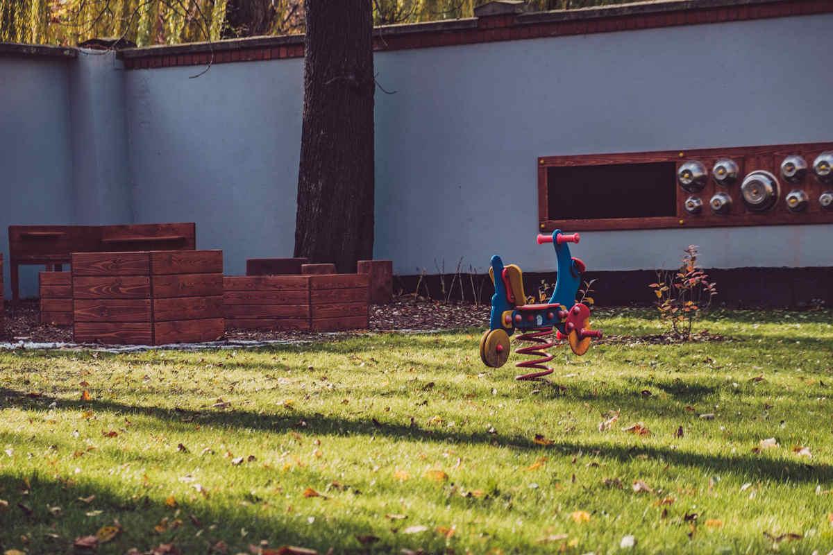 Rewitalizacja ogrodu Młodzieżowego Centrum Kultury w Krakowie